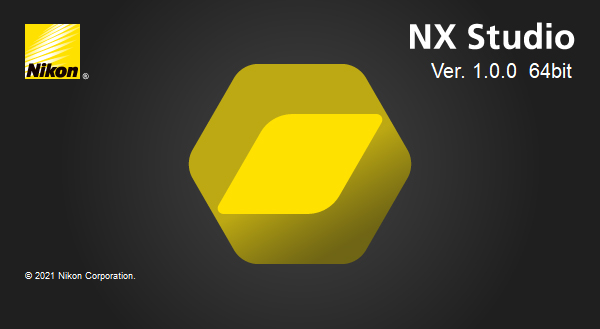 Nikon NX Studio圖像查看編輯軟體